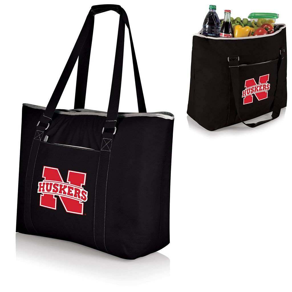Picnic Time Tahoe Nebraska Cornhuskers Insulated Cooler Tote
