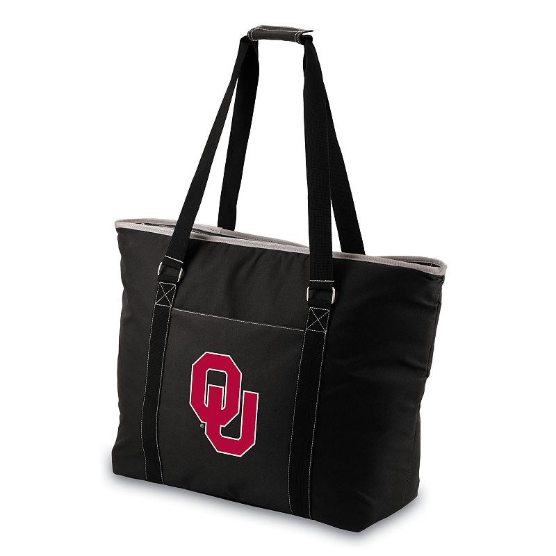 Picnic Time Tahoe Oklahoma Sooners Insulated Cooler Tote