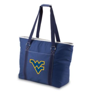 Picnic Time Tahoe West Virginia Mountaineers Insulated Cooler Tote