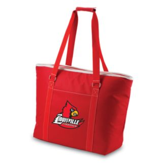 Picnic Time Tahoe Louisville Cardinals Insulated Cooler Tote