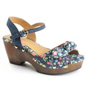 Candie's Platform Sandals - Girls