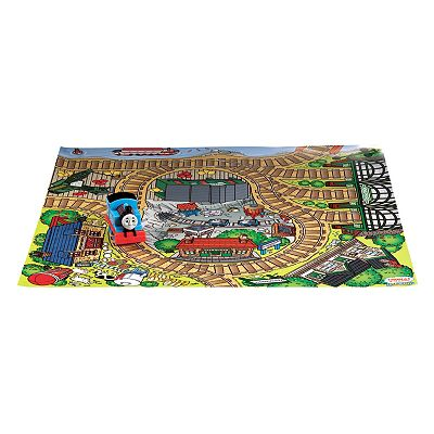 Thomas and Friends Sites on Sodor Play Mat by Fisher-Price
