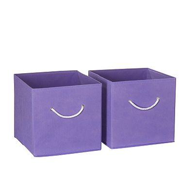 RiverRidge Kids 2-pc. Storage Bin Set