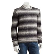 Dockers Ombre Striped Crewneck Sweater