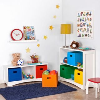 RiverRidge Kids Horizontal Bookcase