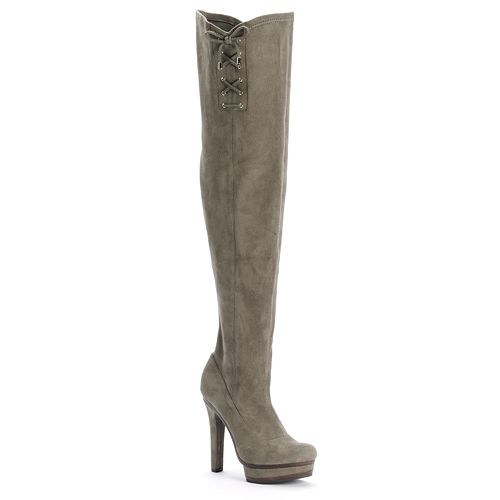 4672c76f3e3 Jennifer Lopez Over-the-Knee Boots - Women