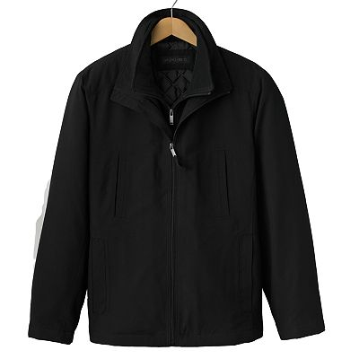 Axist Zip-Front Jacket with Bib