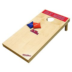 Ole Miss Rebels Tailgate Toss XL Beanbag Game