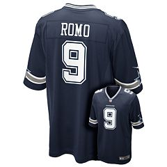 Men's Nike Dallas Cowboys Tony Romo Jersey