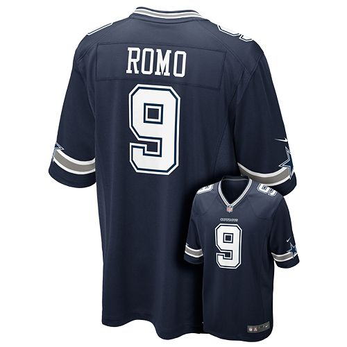 the latest 8beac 36c3a Men's Nike Dallas Cowboys Tony Romo Jersey