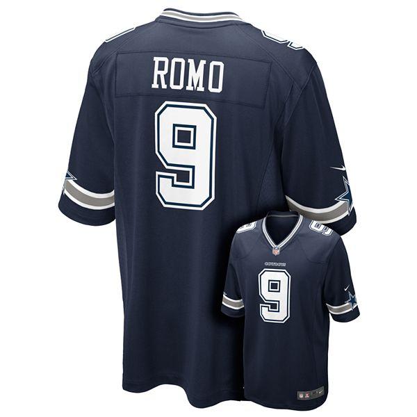 tony romo jersey