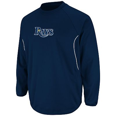 Majestic Tampa Bay Rays Therma Base Tech Fleece