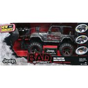 Bad Street 1:15 RC Jeep Wrangler by New Bright