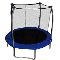 Skywalker Trampolines 8-ft. Round Trampoline with Enclosure