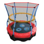 Skywalker Trampolines 48-in. Zoo Adventure Bouncer with Enclosure