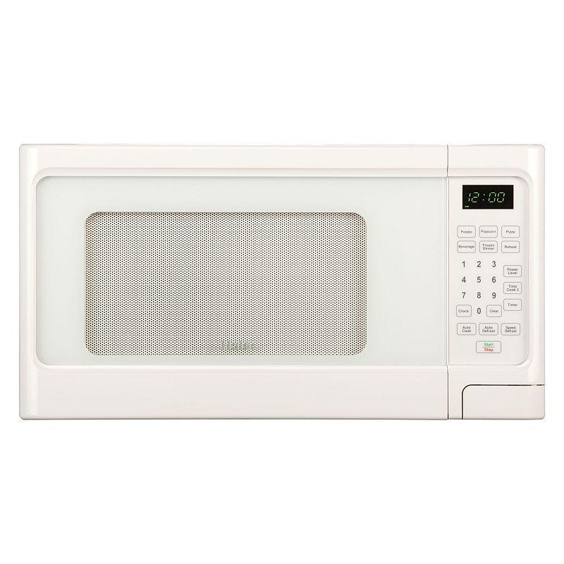 Countertop Microwave Kohls : Haier 1000-Watt Microwave Oven