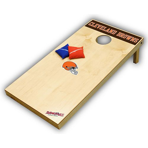 Cleveland Browns Tailgate Toss XL Beanbag Game