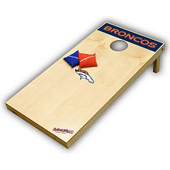 Denver Broncos Tailgate Toss XL Beanbag Game