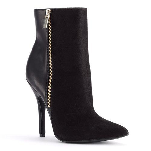 Jennifer Lopez High Heel Ankle Boots - Women