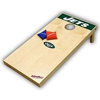 New York Jets Tailgate Toss XL Beanbag Game