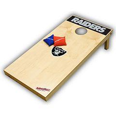 Oakland Raiders Tailgate Toss XL Beanbag Game