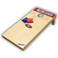 San Francisco 49ers Tailgate Toss XL Beanbag Game