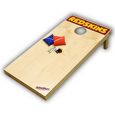 Washington Redskins Tailgate Toss XL Beanbag Game