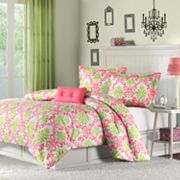 MiZone Monica 4-pc. Comforter Set - Full/Queen