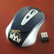 BYU Cougars Wireless Optical Mouse