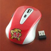 Maryland Terrapins Wireless Optical Mouse