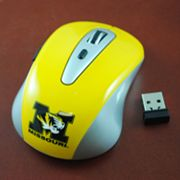 Missouri Tigers Wireless Optical Mouse
