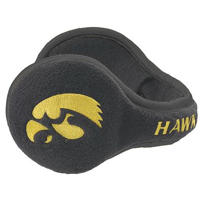Degrees by 180s EarGrips Iowa Hawkeyes Fleece Ear Warmers