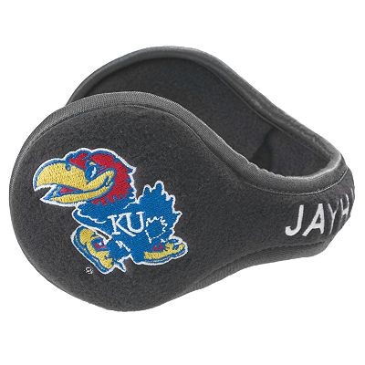 Degrees by 180s EarGrips Kansas Jayhawks Fleece Ear Warmers