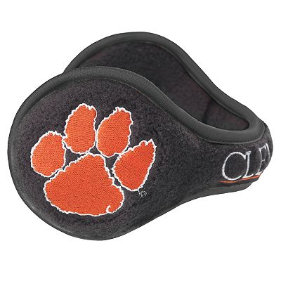 Degrees by 180s EarGrips Clemson Tigers Fleece Ear Warmers