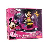 Disney Mickey Mouse and Friends Minnie's Bowtique Minnie's Fashion Ride by Fisher-Price