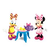 Disney Mickey Mouse and Friends Minnie's Bowtique Tea Party with Daisy Bowtique by Fisher-Price