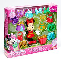 Disney Mickey Mouse & Friends Minnie Mouse Holiday Bow-tique by Fisher-Price