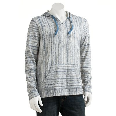 Hang Ten Space-Dye Fleece Hoodie - Men