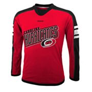 Reebok Carolina Hurricanes Colorblock Tee - Boys 8-20