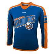 Reebok New York Islanders Colorblock Tee - Boys 8-20