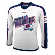 Reebok Colorado Avalanche Colorblock Tee - Boys 8-20