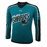 Reebok San Jose Sharks Colorblock Tee - Boys 8-20