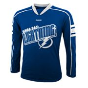 Reebok Tampa Bay Lightning Tee - Boys 8-20
