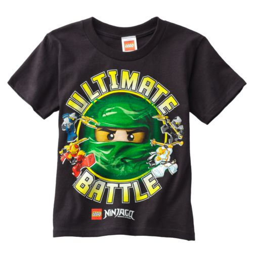 Ninjago Ultimate Battle Tee
