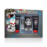 Ed Hardy by Christian Audigier Born Wild Eau de Toilette Fragrance Gift Set