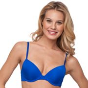 Candie's Shine Microfiber Demi Push-Up Bra
