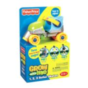 Fisher-Price Grow With Me 1,2,3 Roller Skates - Boys