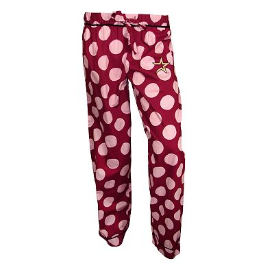 Houston Astros Polka-Dot Pajama Pants