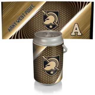Picnic Time Army Black Knights Mega Can Cooler