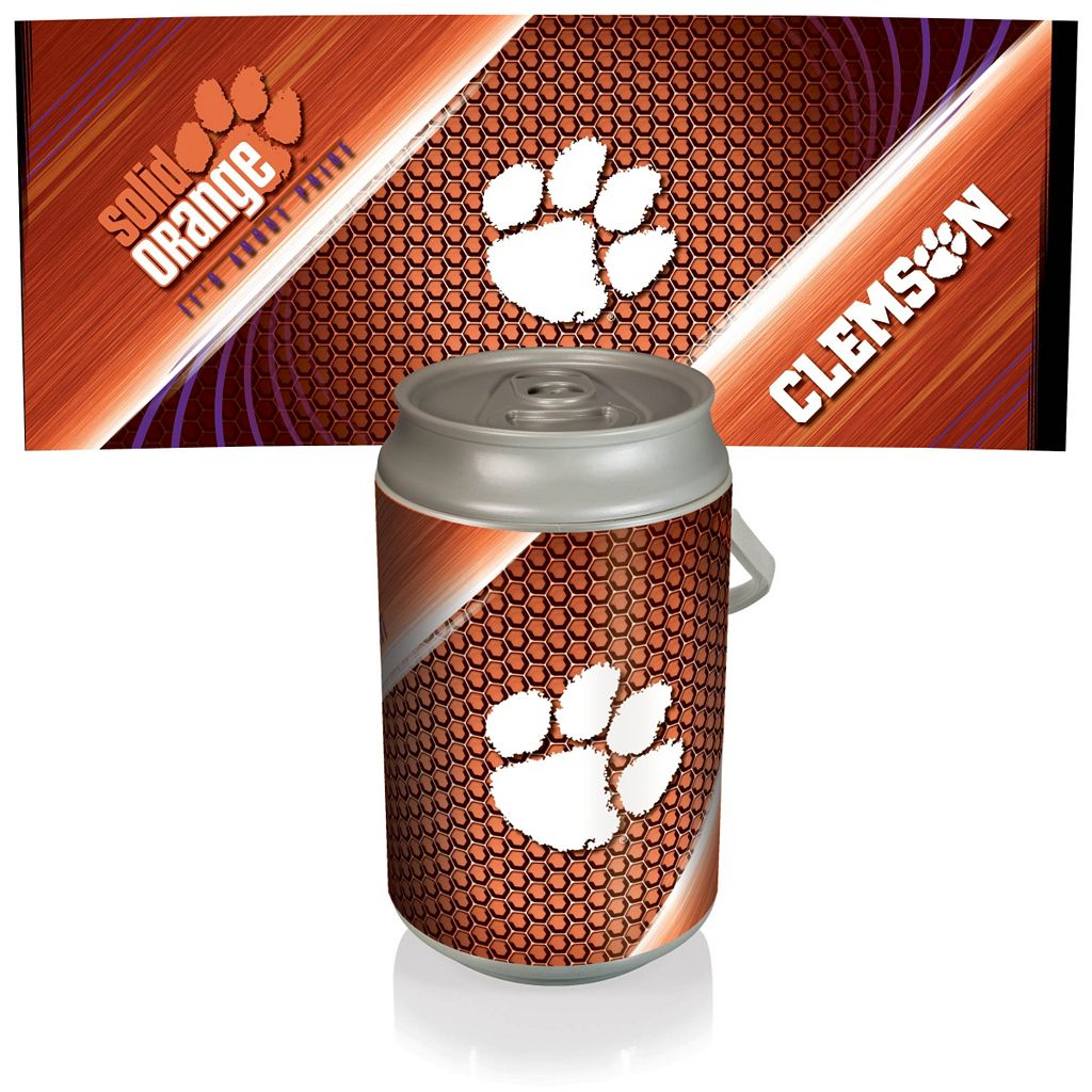 Picnic Time Clemson Tigers Mega Can Cooler